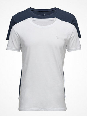 T-shirts - Gant Basic 2-Pack Crew Neck T-Shirt