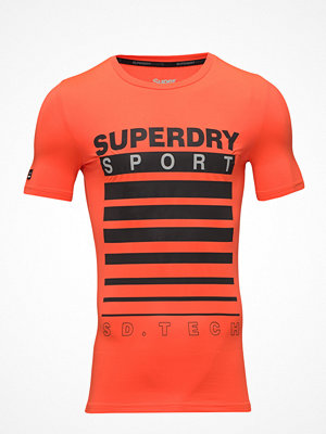 T-shirts - Superdry Athletic Sd Tech Tee