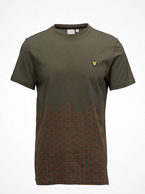 T-shirts - Lyle & Scott Sport Cornet Ss Graphic T-Shirt