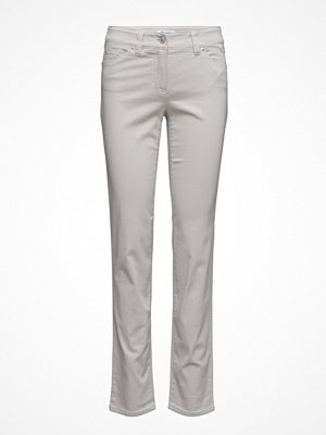 Gerry Weber Edition vita byxor Leisure Trousers Lon