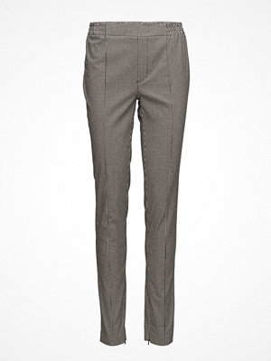 Designers Remix grå byxor Leroy Slim Pants