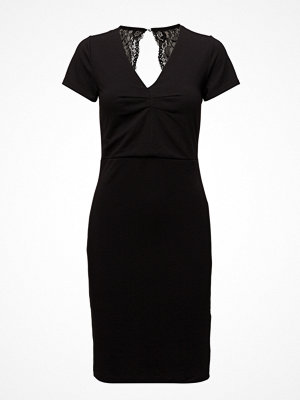 Saint Tropez Interlock Dress W. Lace
