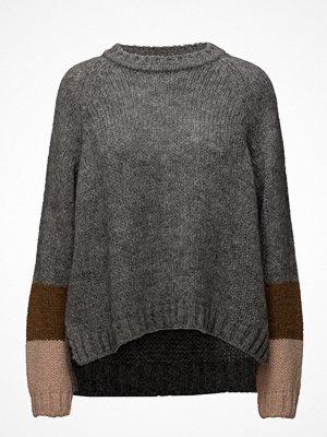 Rabens Saloner Deco Knit Oversized Sweater