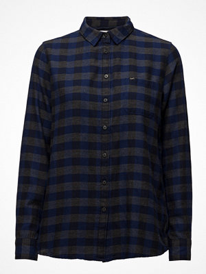 Lee Jeans One Pocket Shirt Midnight Blue