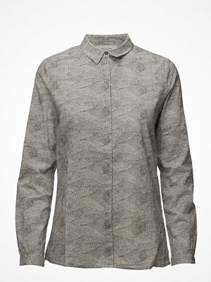 Scotch & Soda Cotton Shirt With Various Allover Prints
