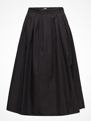 Mango Pleated Midi Skirt