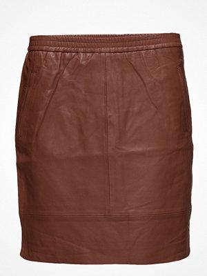 Coster Copenhagen Leather Skirt