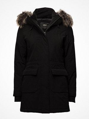 Only Onlsally Long Nylon Functional Coat Otw