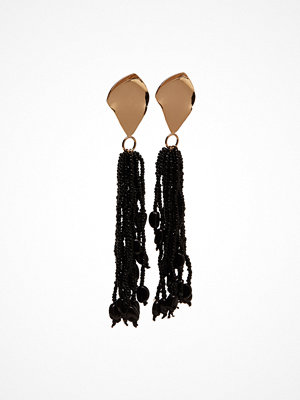 Violeta by Mango smycke Micro Beads Tassel Earrings