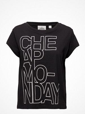 Cheap Monday Have Tee Concrete Logo
