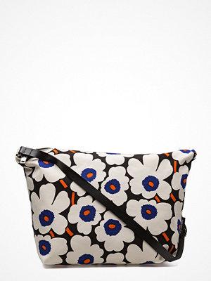 Marimekko mönstrad axelväska Maria Mini Unikko Shoulder-Bag