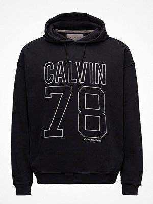 Calvin Klein Jeans Himba78 2 Oversized Hoodie Popover Ls