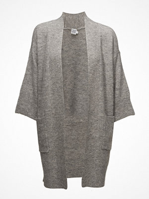 Saint Tropez Long Cardigan W Pockets