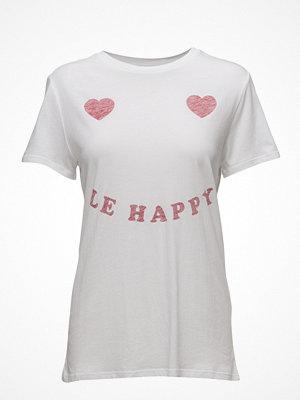 Zoe Karssen Loose Fit T-Shirt Le Happy