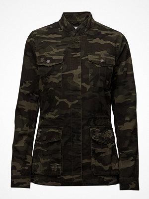 Only Onlbea Camo Utility Jacket Cc Otw