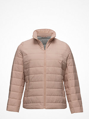 Violeta by Mango Pocket Quilted Jacket