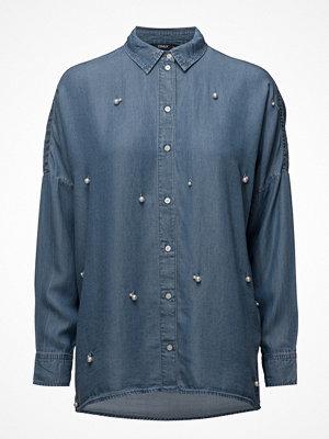 Only Onldragon Pearl Lyocell Shirt Qyt