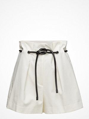 3.1 Phillip Lim Origami-Pleated Short