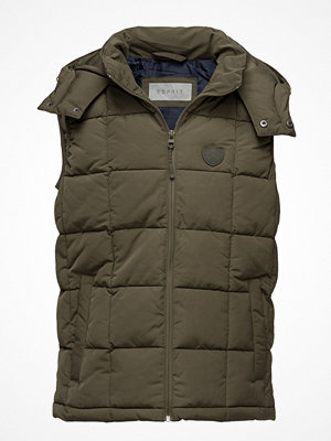 Västar - Esprit Casual Vests Outdoor Woven