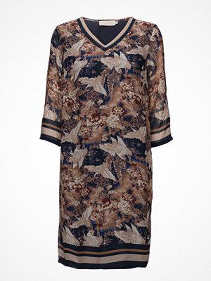 Cream Luciana Dress
