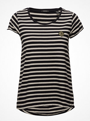 Scotch & Soda S/S Tee In Various Stripes