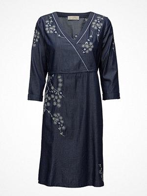 Cream Felicia Dress
