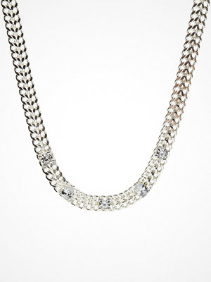 Bud to rose smycke Crystal Neck/Choker 30