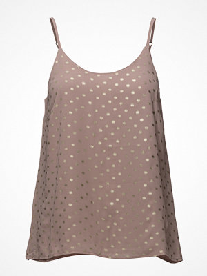 Saint Tropez Foil Dotted Top