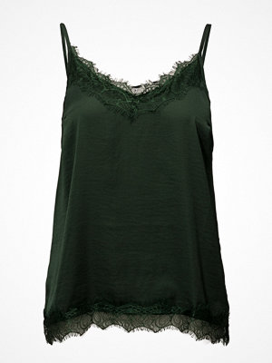 Saint Tropez Singlet Top W. Lace