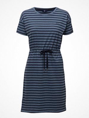 Gant O. Dropped Shoulder Striped Dress