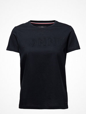 Tommy Hilfiger Tommy Embossed Tee Ss