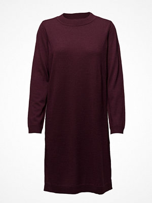 Selected Femme Sfeileen Ls Knit O-Neck Dress
