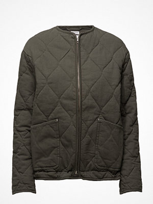 Filippa K Quilted Denim Jacket