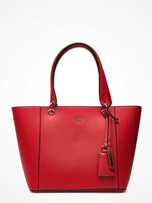 Guess röd shopper Amryn Tote