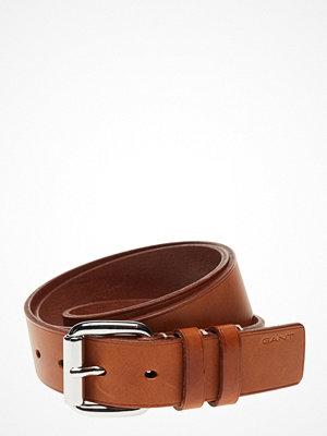 Bälten & skärp - Gant Op1. Leather Belt