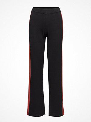 Just Female svarta byxor Track Pants
