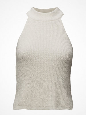 Mango Halter Cotton Top