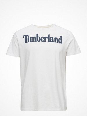 Sportkläder - Timberland Ss Kennebec River Linear Logo Tee