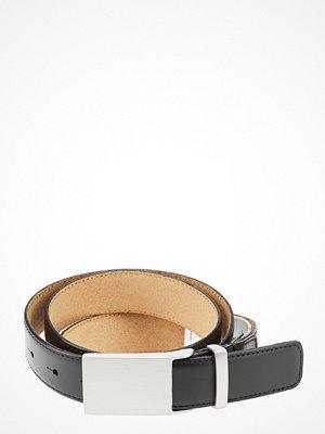 Bälten & skärp - Selected Homme Slhbaxter Plate Belt Noos B
