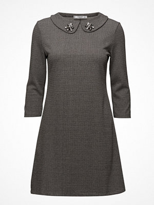 Mango Crystal Collar Dress