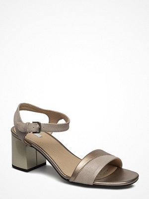 Sandaler & sandaletter - Geox D Audalies Mid Sanda