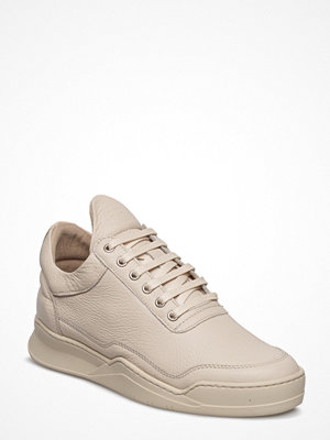 Sneakers & streetskor - Filling Pieces Low Top Ghost Lean Off White