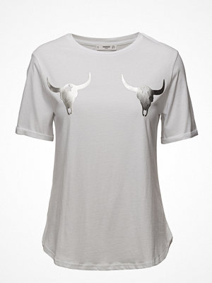 Mango Metallic Detail T-Shirt