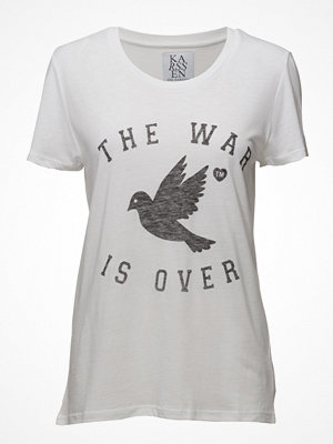 T-shirts - Zoe Karssen Loose Fit Tee The War Is Over