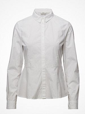 Only Onlpoppi L/S Peplum Shirt Wvn