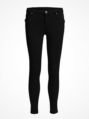 Jeans - Fiveunits Penelope 266 Zip, Black Line, Jeans