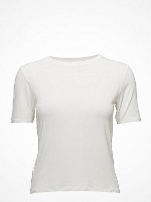 T-shirts - Mango Essential Cotton-Blend T-Shirt