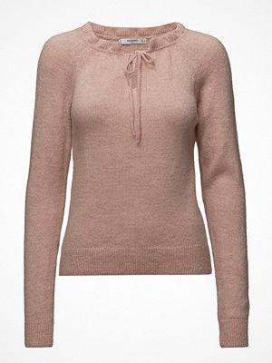 Mango Ruffled Detail Sweater