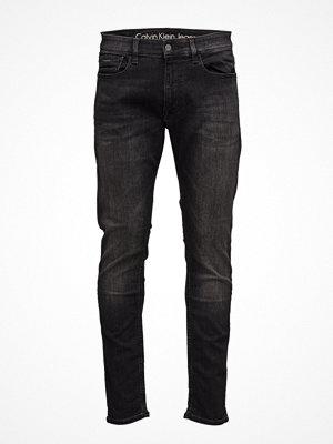 Jeans - Calvin Klein Jeans Skinny - Black Widow