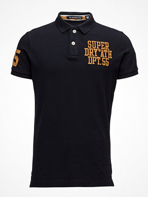 Pikétröjor - Superdry Classic S/S Superstate Polo